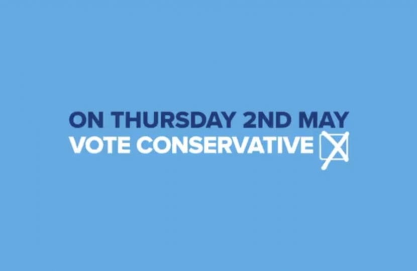 Vote Conservative