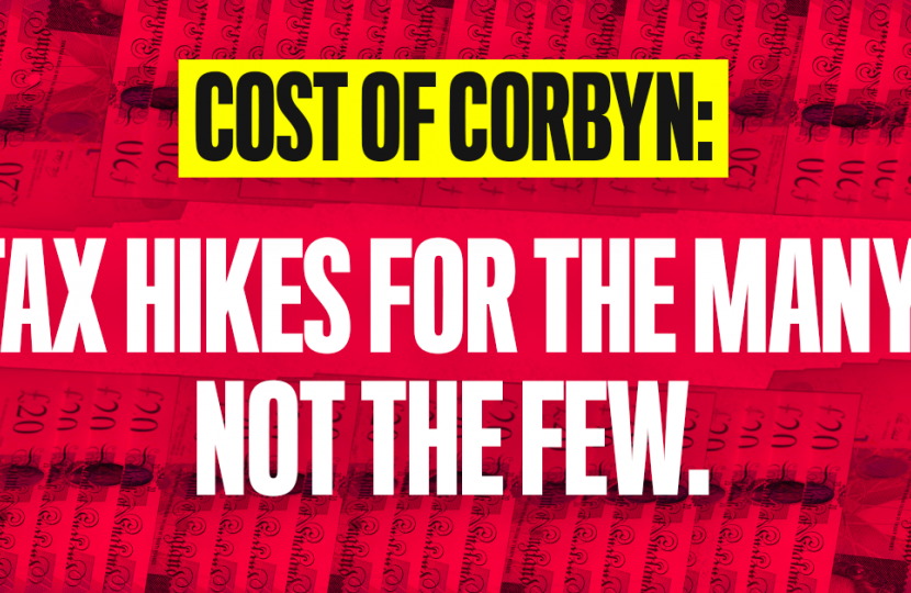 Tax hikes for the many – new report reveals millions face tax hikes under Labour